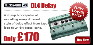 DL4 Delay Modeler